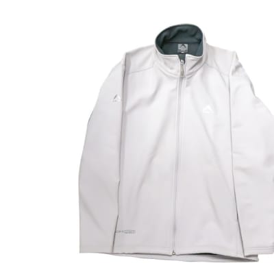 K-Way Casual White Outdoor Jacket image