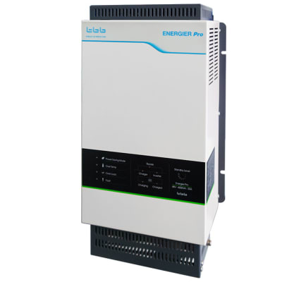 Tbb Energier Pro  Cf4030s: 4000w / 48v Pure Sinewave Inverter /  30a Charger image