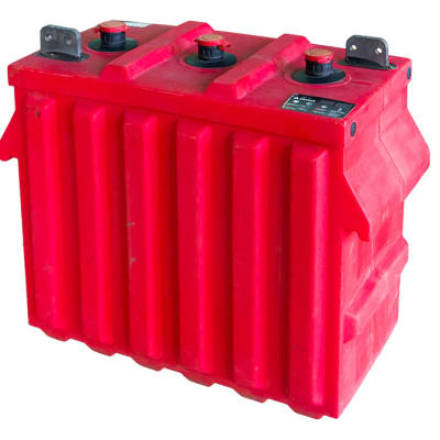 Battery 6 Cs 27p    5000 Double Container 6v Series image