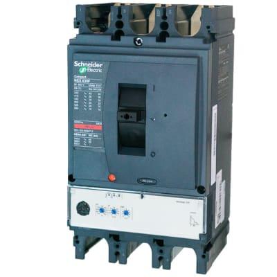 Schneider Compact Micrologic 5.3 Circuit Breaker  Nsx 630f image