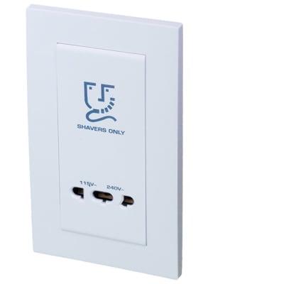 Shaver Unit Vivace Energy 115/240v image