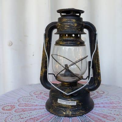 Vintage Paraffin Light image