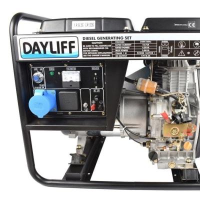 Dayliff DG6000 Diesel Generator image