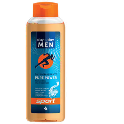 Day by Day Men Sport - Cologne Pure Power image