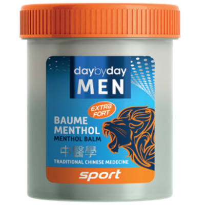 Day by Day Men Sport - Menthol Balm image