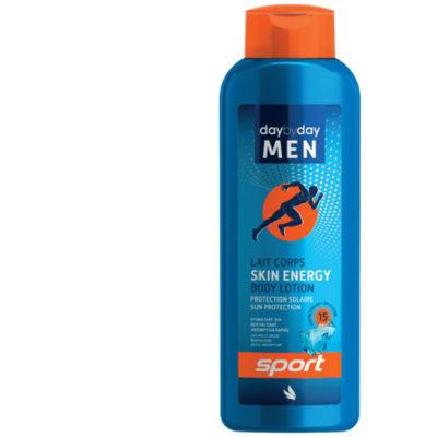 Day by Day Men Sport - Moisturizing Lotion Anti UV image