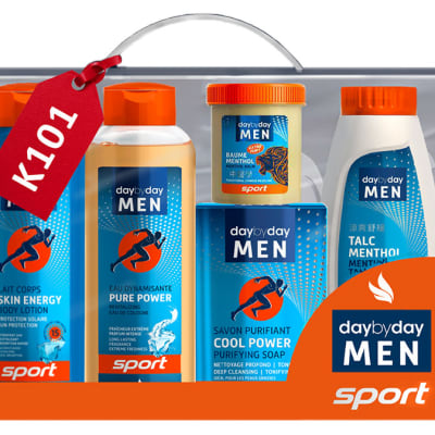 Day by Day Men Sport Gift Package  image