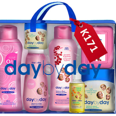 Day by Day Toiletry Package  image