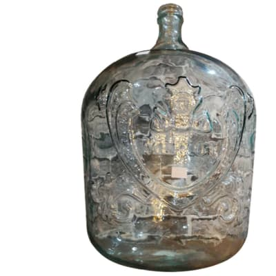 Decorative Glass Jar  image