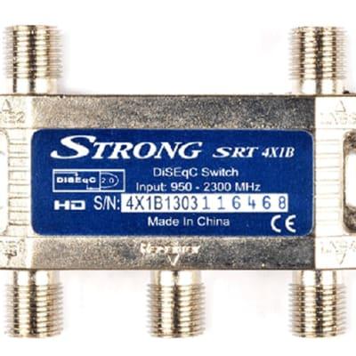 Digital Satellite Equipment Control - DiSEqC switch SRT 4X1B image