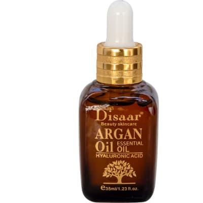 Disaar Beauty Skincare  Argan Oil Face Serum  with Hyaluronic Acid  35ml image
