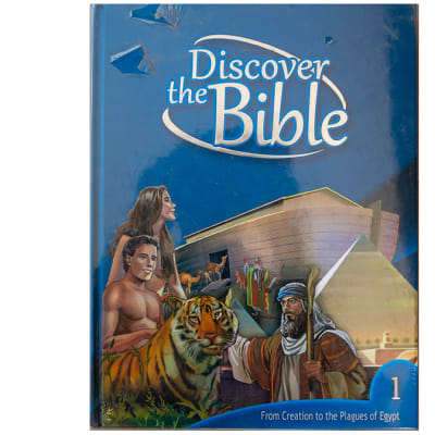 Discover the Bible - Volumes 1-6 image