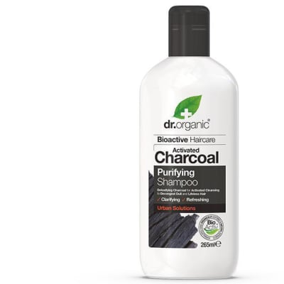 Bioactive Haircare  Activated Charcoal Purifying Hair Shampoo  265ml image