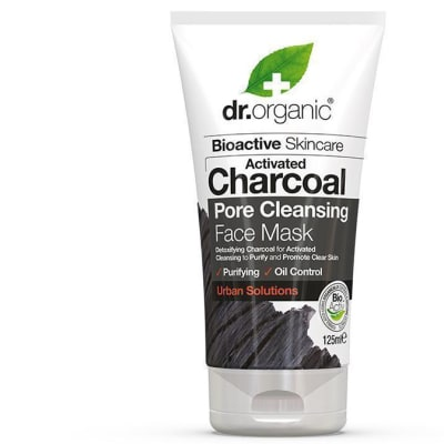 Bioactive Skincare  Activated Charcoal Pore Cleansing Face Mask  125ml image
