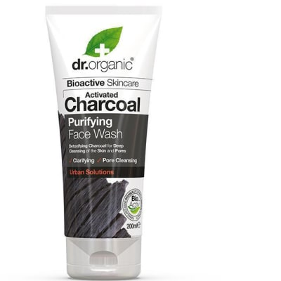 Bioactive Skincare  Activated Charcoal Purifying Face Wash  200ml image