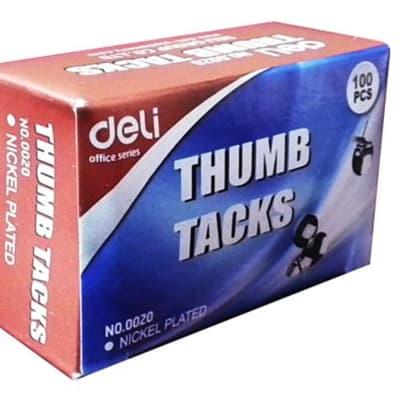 Drawing Thumb Tacks image