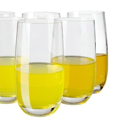 Drinking glass 350ml 6pcs set - 2217359 image