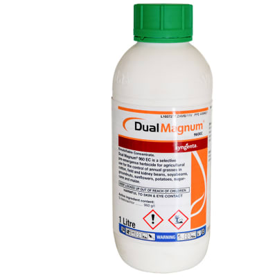 Dual Magnum 960 Ec Herbicide  1 Litre  image