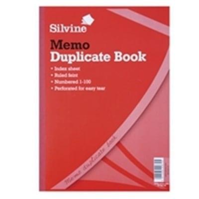 Duplicate Book A4 image