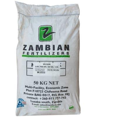 Basal Dressings W.V.C Blend  Fertilizer - 25kg image