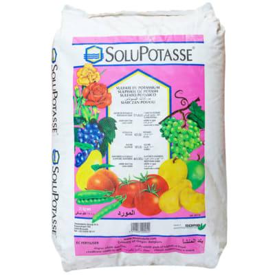Top Dressings Solupotasse S.O.P  Fertilizer - 10kg image