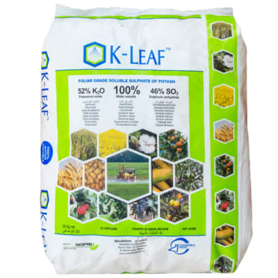 Soluble Product K-Leaf   Sulphate of Potash - 500g image