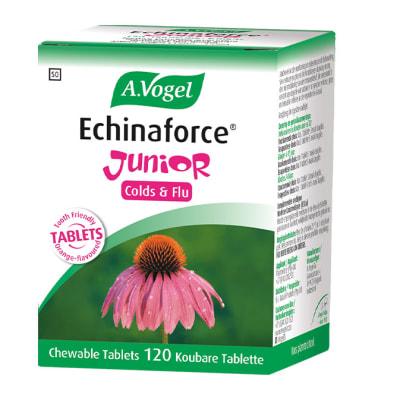 Echinaforce® Junior  Colds & Flu  Chewable Tablets 120 Tablets image