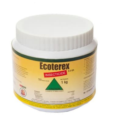 Insecticide Armyworm and Stalkborer. Ecoterex  0.5 Gr  image
