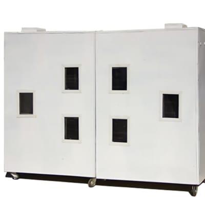 Automatic Turning Incubator 3,960 Chicken (9,792 Quail) egg Capacity  image