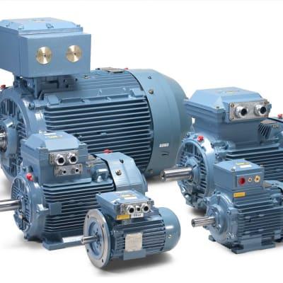 Electric motors image