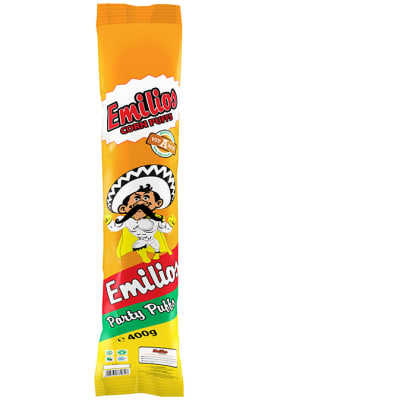 Emilios Corn Puffs (Vitamin A Fortified) - 400g image
