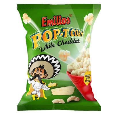 Emilios Pop-Pops - White Cheddar image