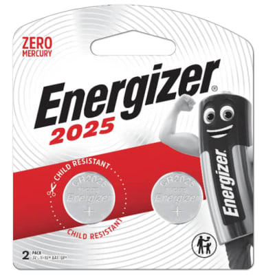 Energizer Lithium Coin: 2025 image