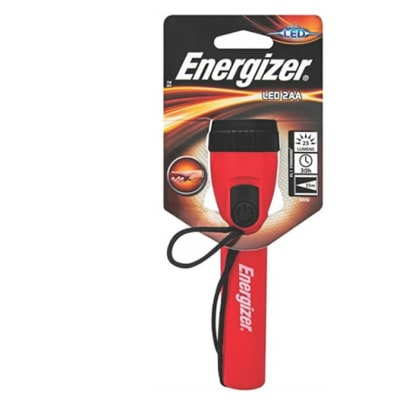 Energizer LED 2AA Plastic Flashlight  image