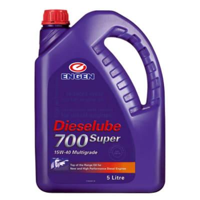Engen Oil - Dieselube Super 700 - 5L image