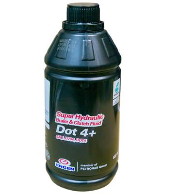 Engen Super Hydraulic Brake _ Clutch Fluid Dot 4+ 500ml image