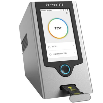 Epithod 616   Semi-Automatic  Touchscreen Clinical Analyzer  for Point-Of-Care Testing  image