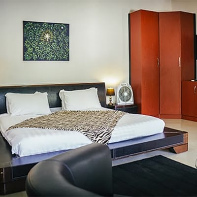 Executive suite - Double bed image