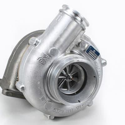 Volvo FM9   Turbocharger image