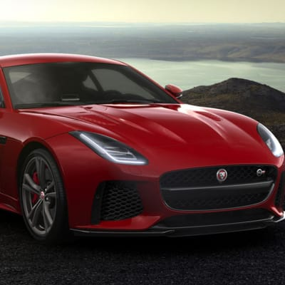 Jaguar F‑TYPE image
