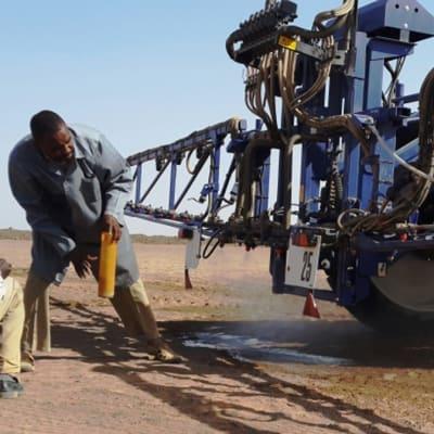 Farming equipment repair image
