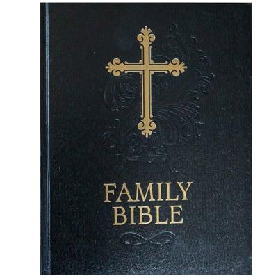 Family Bible image