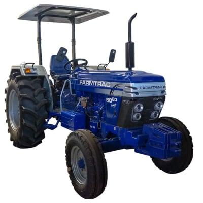 Farmtrac 6060 60HP Tractor image