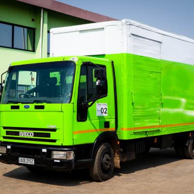 Fast and Speed Logistics Ltd image