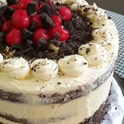 Black Forest Cake image