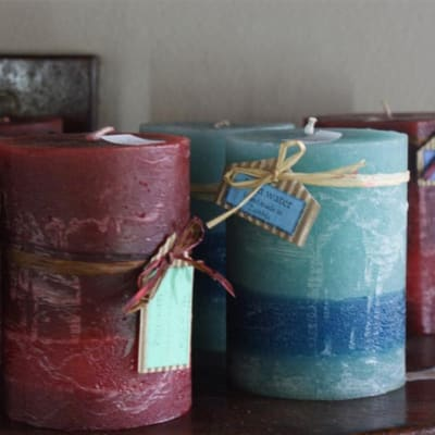 Hand made Candles image