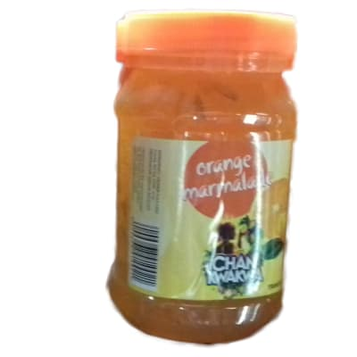 Chankwakwa Orange Marmalade image