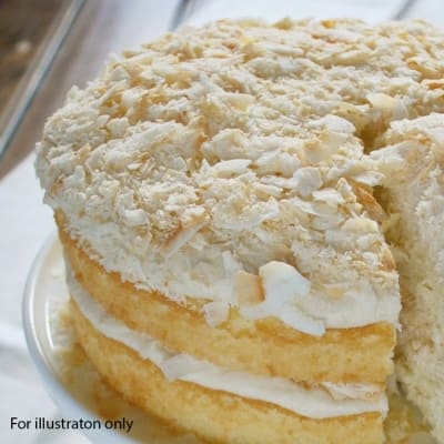Coconut Cake image