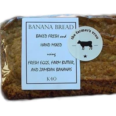 Farmers Stop Banana Bread image