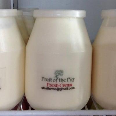 Fruit of the Fig - Fresh Cream image